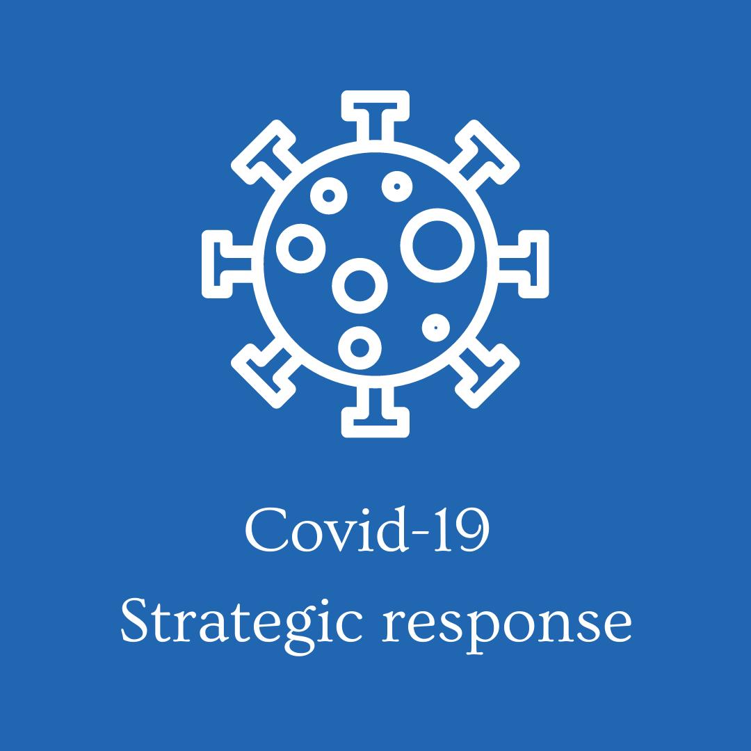 Covid 19 Strategic response 3