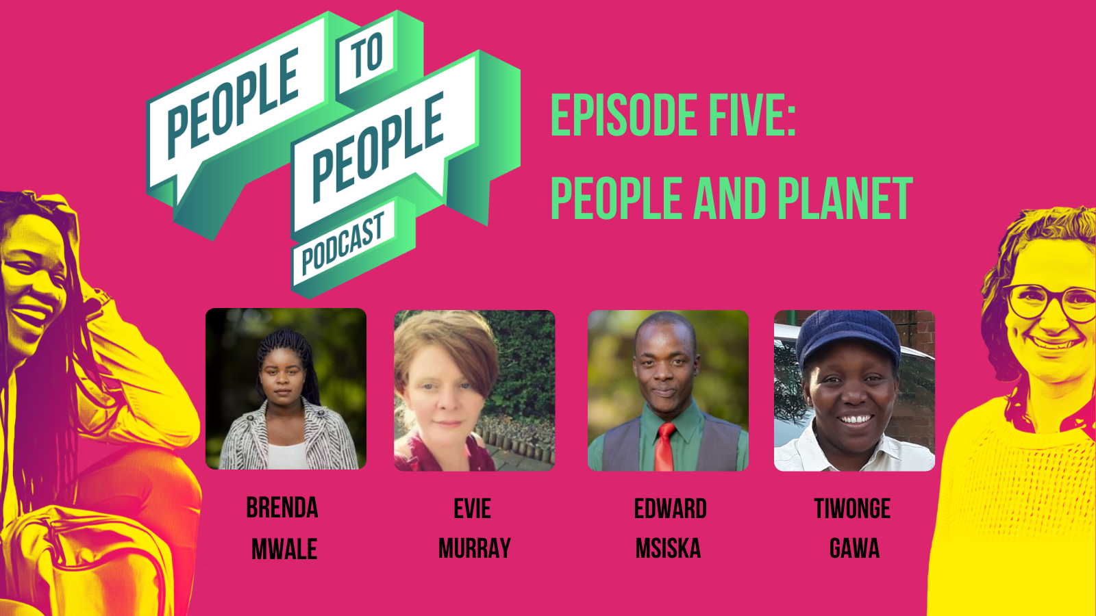 Episode Five People and Planet Twitter