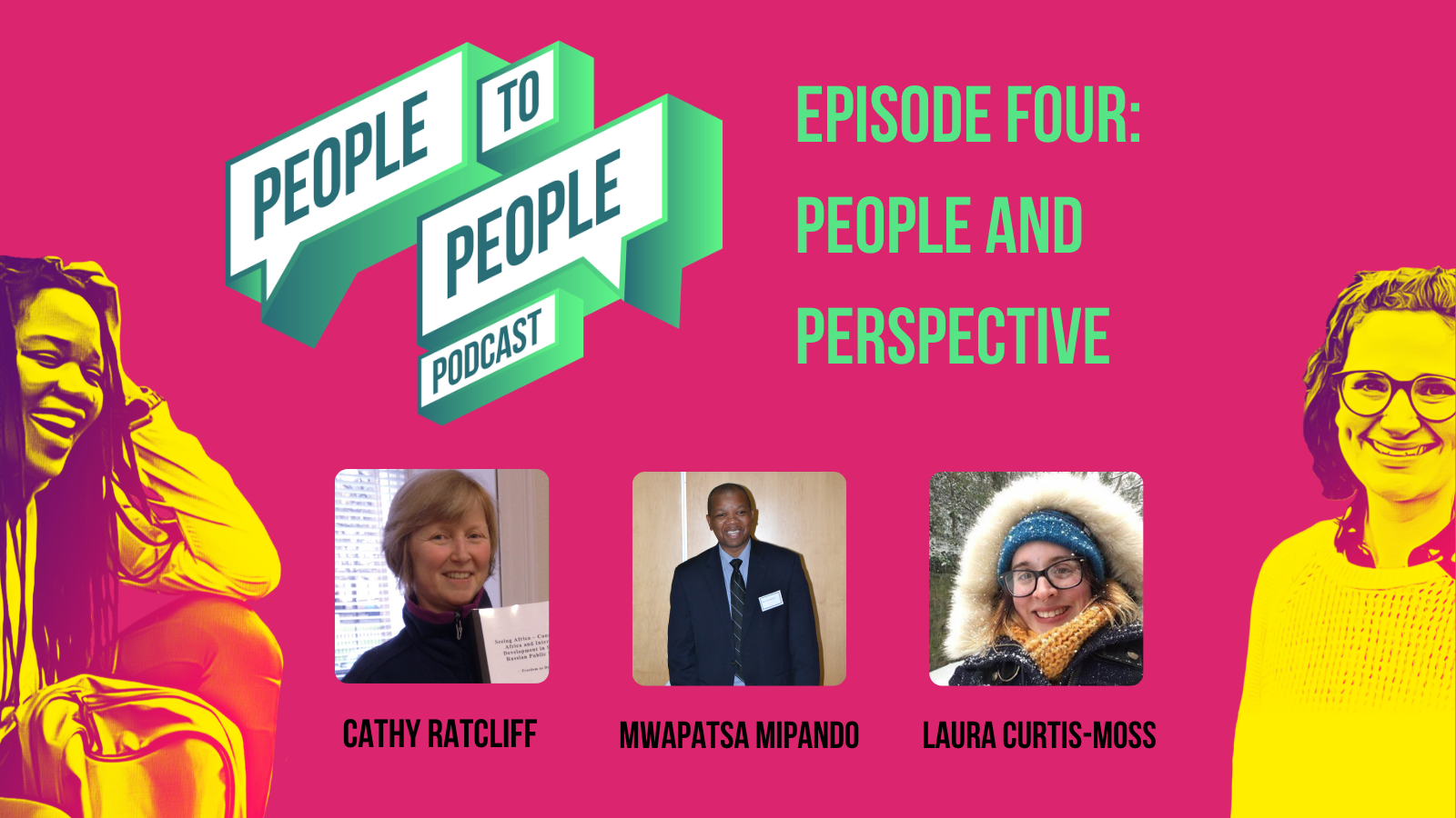 Episode Four People and Perspective Twitter