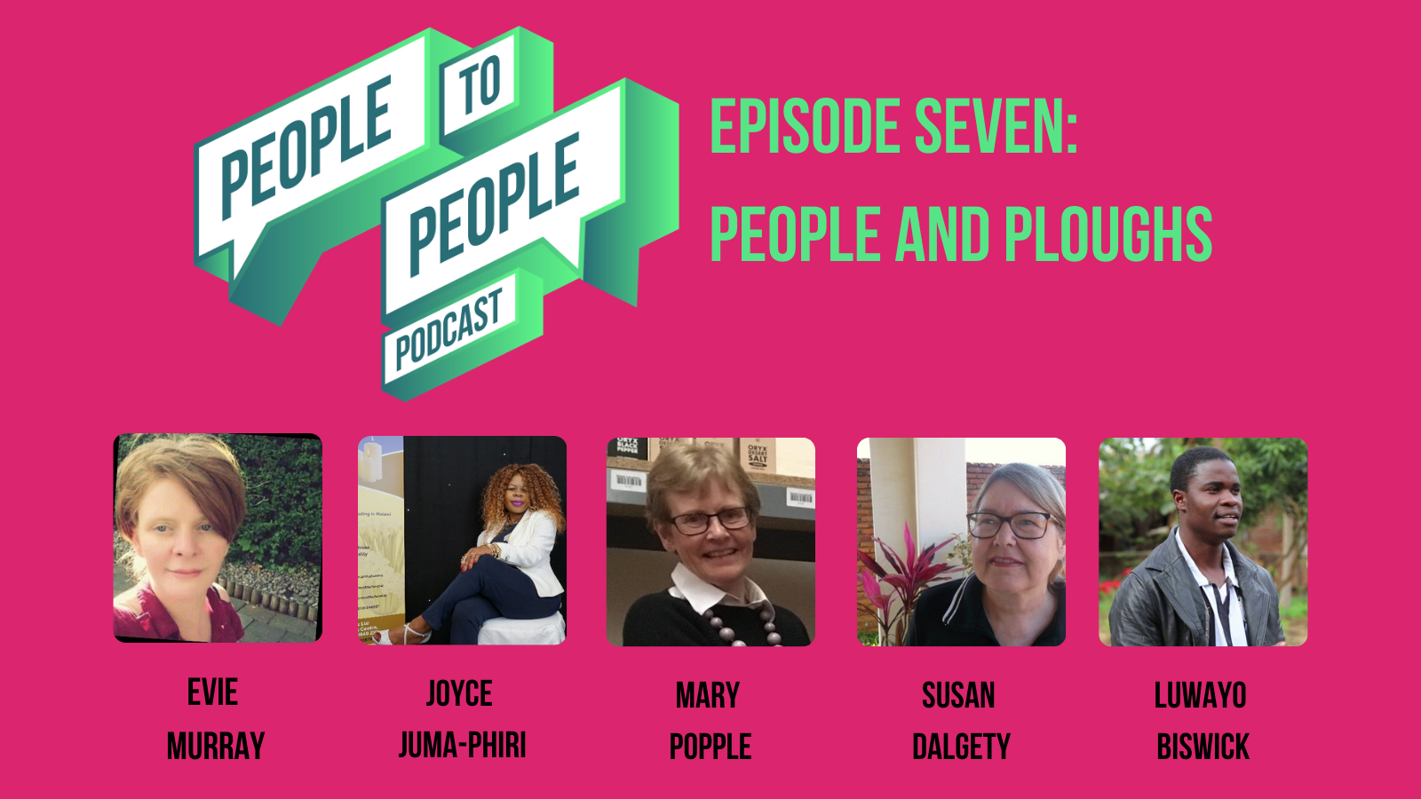 Episode Seven People and Ploughs Twitter