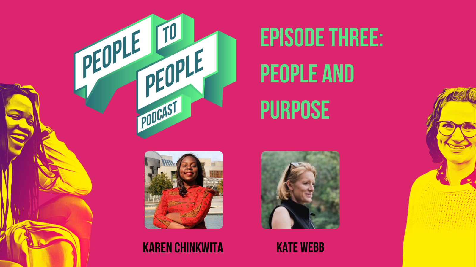 Episode Three People and Purpose Twitter