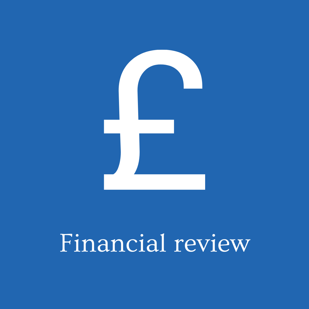 Financial review 11