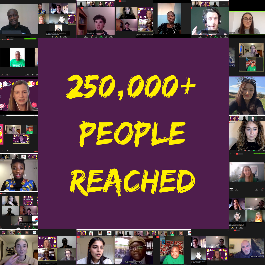 IG FB Linked In 250000 People