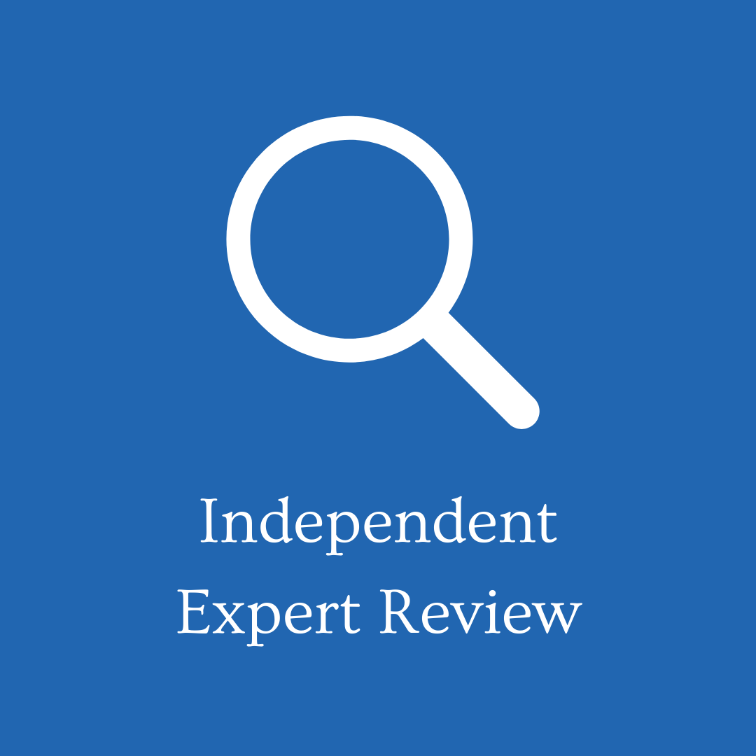 Independent Expert Review 10
