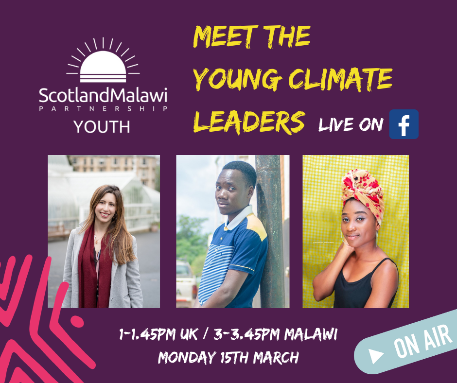 Monday Meet the Young Climate Leaders