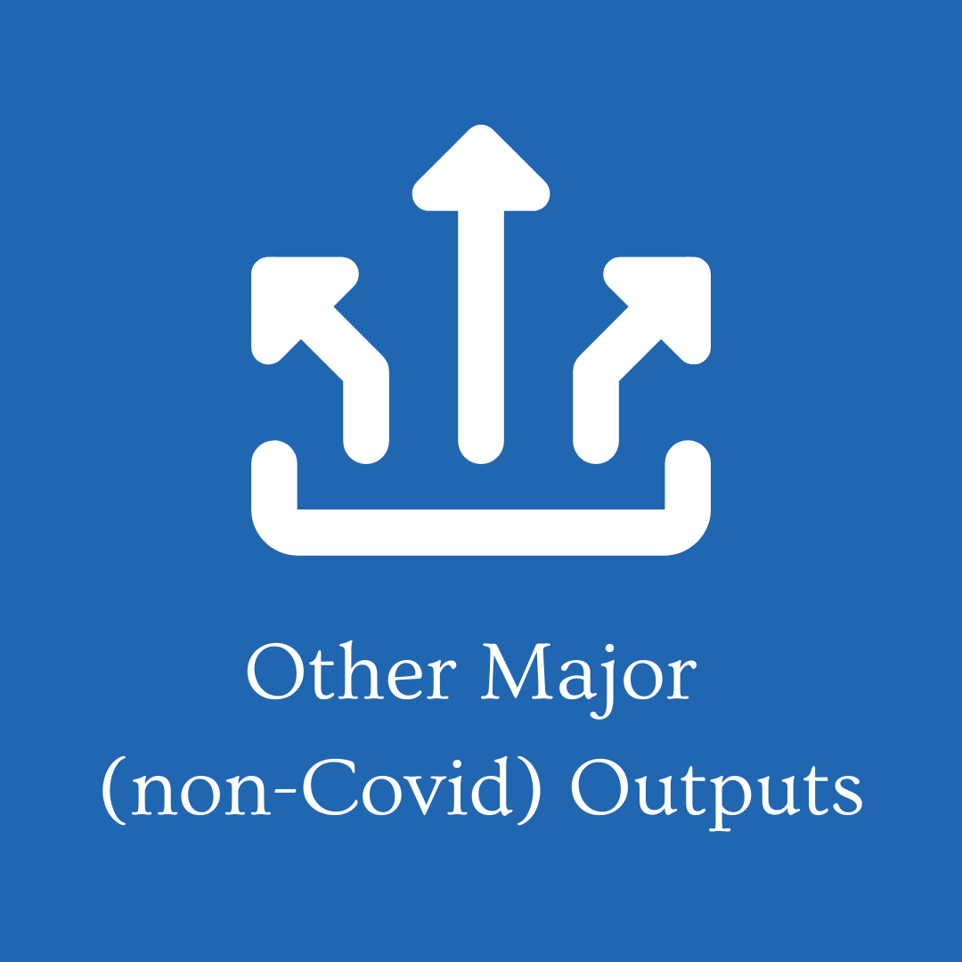 Other Major non Covid Outputs 4