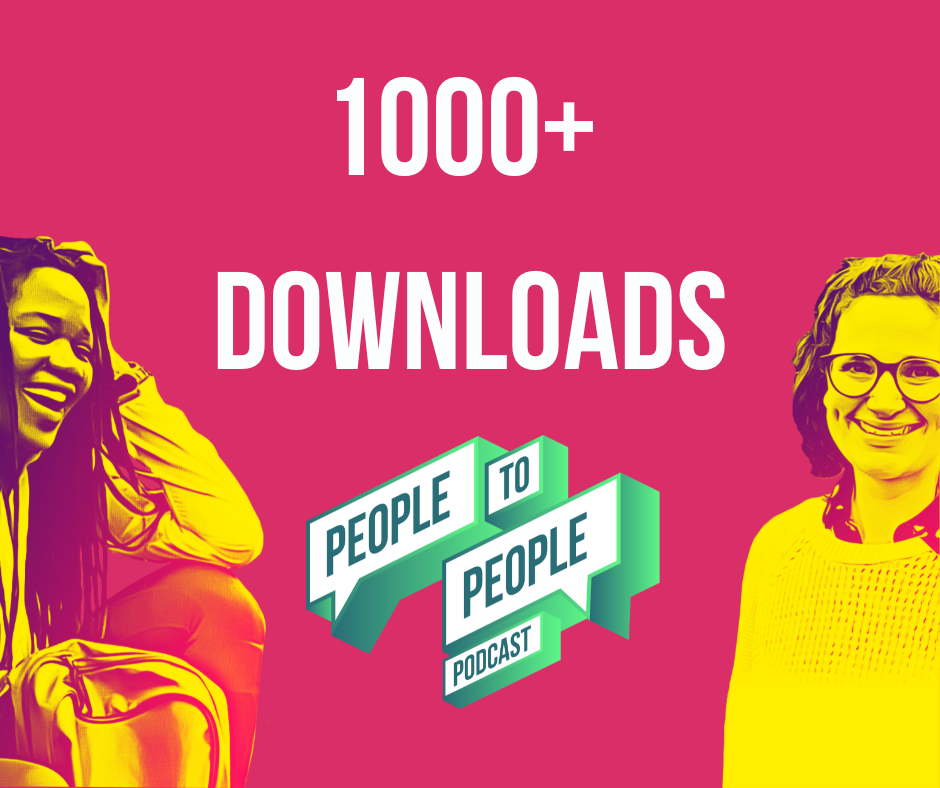 People to People Pod 1000 downloads FB