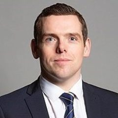 Douglas Ross MP Leader of the Scottish Conservative Party SQUARE CROP