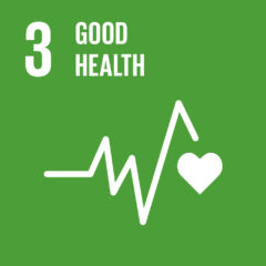 Goal 3 - Good health and well-being