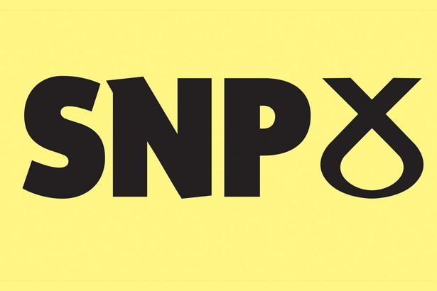 Snp website logo