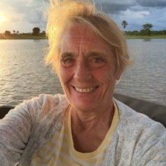 Dr Briony Ackroyd-Parkin